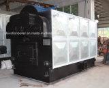 Verpackter Dampf gab das 0.5~6 t-/hholz, Lebendmasse, Kohle abgefeuerter Dampfkessel aus