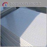 Assoalho antiderrapante preço Checkered galvanizado das placas de aço