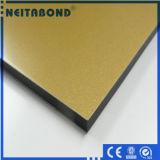 Panel Compuesto de Aluminio de 3mm con recubrimiento PE