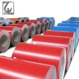 A cor do preço de PPGI revestiu a bobina de aço galvanizada