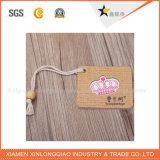 Горячая продавая польза бирок/Hangtag инструкции одежд конструкции для одежды