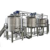 400L utiliza la planta comercial de cerveza Cerveza Equipo