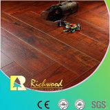 Geprägter Ulme-V-Grooved lamellenförmig angeordneter Bodenbelag der Werbungs-8.3mm AC3