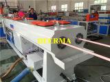 Tubo di plastica del PVC che fa la linea di produzione del tubo del PVC della macchina dell'espulsore del tubo del PVC della macchina riga dell'espulsione del tubo
