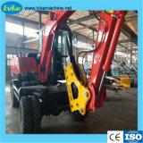 Les concessionnaires de matériel lourd/ Construction de la machine 8 tonne Diggers