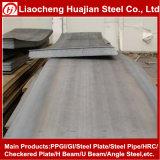 Senhora Folha da estrutura da construção/preço da placa de aço aço suave Plate/A36 por a tonelada