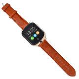 Relógio do perseguidor do GPS do pulso da tela de toque com rede de 3G WiFi