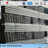 Los tamaños de acero de canal con el estándar P235, Q345, SS400 para material de construcción