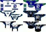 Customized Homens Mulheres Crianças Liga de Hóquei Ocidental Swift Broncos atual corrente rápida Broncos Hóquei no Gelo Jersey