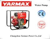 Yarmax pompa ad acqua diesel del ghisa da 2 pollici