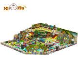 Ensembles de terrain de jeux du parc à thème bon marché pour la vente d'équipement