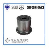 Alta precisione 5 pezzi meccanici di asse con servizio di CNC