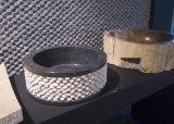 Горячий Хорошая цена роскошная ванная комната камня промыть радиатор процессора