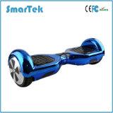 Vespa Electroplated del cromo de Escooter del nuevo del uno mismo de Smartek del balance de Hoverboard patín eléctrico con estilo del resplandor 6.5inch Gyropode para el cromo de los deportes al aire libre 010