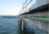물 공급 또는 배수장치 섬유유리 또는 GRP 관