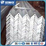 Perfil de extrusión en ángulo de aluminio en L de 6063 T5