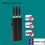 Jammer сигнала клетки сотового телефона передвижной (GW-JM3)