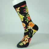 Männer Plain Form-Kleid-Socken mit Baumwolle