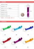 Promational passte Marken-u. Farben-Metallbierflasche-Öffner an
