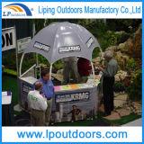 熱い販売の表示屋外のための完全な印刷のドームのテント