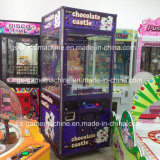 Coin Operated Toy Claw Redemption Games Crane Distributeur automatique