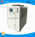 Riga di plastica refrigeratore industriale di Peletizer dell'acqua raffreddato aria del compressore di Copeland
