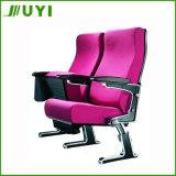 Jy-606m Konferenz sitzt stapelbares mit Auflage-Multiplex-Sitzen vor