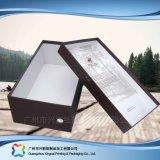 Коробка изготовленный на заказ картона бумажная упаковывая для вспомогательного оборудования/одеяния одежд (xc-apb-001)