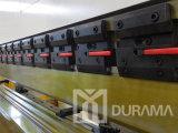 CNC/NC 수압기 브레이크 기계 접히는 구부리는 기계, 격판덮개 구부리는 기계, 판금 구부리는 기계 Wc67k