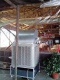 Refrigerador de ar móvel evaporativo portátil Desert Water Mobile Air Cooler