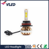 2017 Markechs Golden White Color Automobile Lighting LED phare