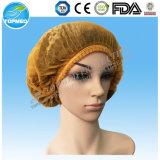 짠것이 아닌 처분할 수 있는 불룩한 모자, 외과 클립 모자, 군중 클립 모자