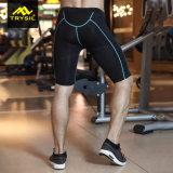 Mens-Komprimierung-Kurzschluss-Sport-Strumpfhose-kurze Hosen