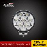 La alta eficiencia 4''21W Lámparas de LED de trabajo para uso intensivo