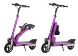 Commercio all'ingrosso mini bici/motorino pieganti elettrici della lega di alluminio di 8 pollici