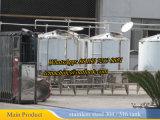 depósito mezclador de Calefacción de vapor 500L con mesa de mezclas de alto cizallamiento