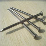 楕円形のヘッドステンレス鋼ワイヤー釘