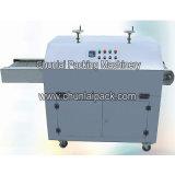 Producto pila de discos después de la máquina del retiro del agua de la esterilización