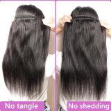 Extensão real chinesa de trama do cabelo do cabelo humano do dobro da qualidade superior
