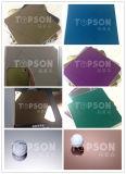 201 304 Spiegel-dekoratives farbiges Edelstahl-Blatt