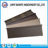 Material de construcción de alta calidad de madera metal recubierto de piedra Teja