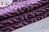 2017 тканей 100% полиэфира пурпура для софы и мебели (FTH32095)
