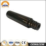 3ml 5mlの装飾的なサンプル管のカスタム黒い空のマスカラのびん