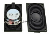 16mm*25mm 1watt de MiniSpreker Bluetooth van 8 Ohm voor de Auto van TV