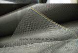 Graues Ineinander greifen des Farben-Schwarz-Farben-Moskito-Fiberglas-Fenster-Bildschirm-18*16