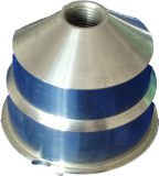 maschinell bearbeitenpräzisions-mechanische Teil-Zollamt CNC-5axis