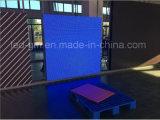 Energías bajas, alta escala gris, P10 al aire libre SMD3535 LED que hace publicidad de la visualización