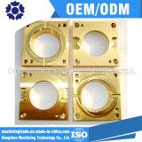 Professionele CNC Delen Machined/CNC die van het Messing van de Delen van het Aluminium Delen machinaal bewerken die (anodiseren,
