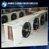 低温貯蔵のための空気によって冷却される蒸化器