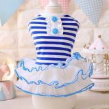 Vente en gros neuve de robe de crabot de coton de modèle d'été